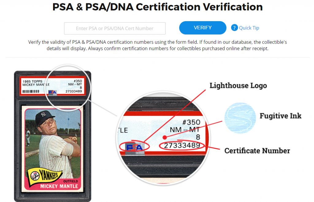 cert verification